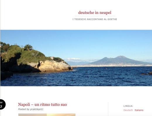 Blog Deutsche in Neapel