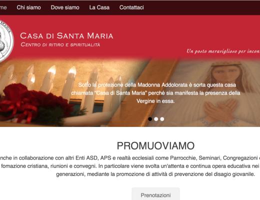 casadisantamaria.org